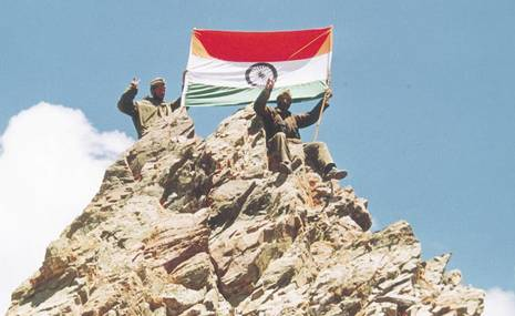26 Tribute to Gallant Kargil Martyrs