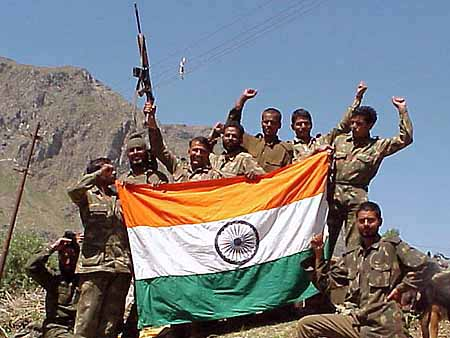 27 Tribute to Gallant Kargil Martyrs