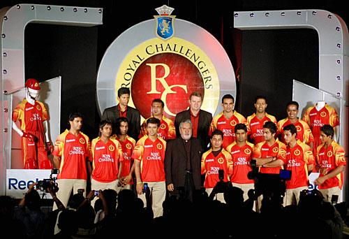 rcb2 Royal Challengers Bangalore makes it to the IPL finals   2009.