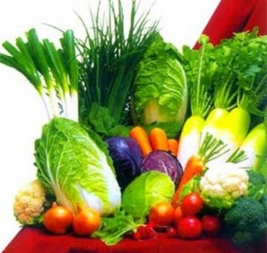 green vegetables  300x284 Eating Right