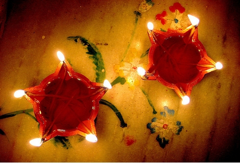 diwali lamps  [Best Wishes] Happy Diwali to you and your family!!!