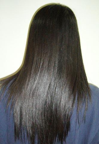 Rebonding Hair Treatment