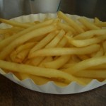 french fries 150x150 Table Manners – Behaving in Restaurants
