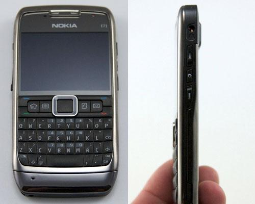nokia e71 Nokia E71 – Mobile Review