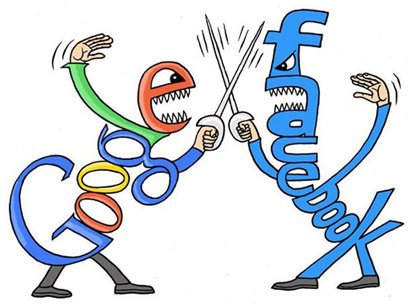 google vs facebook Import Facebook Friends to Google Plus