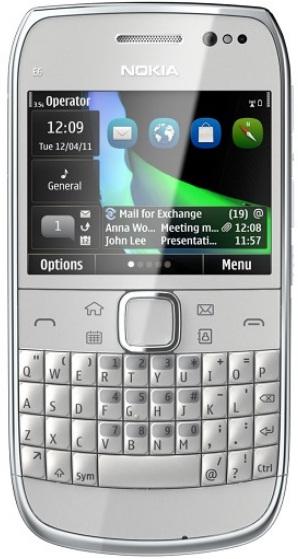 Nokia E6 Nokia E6 Mobile Review