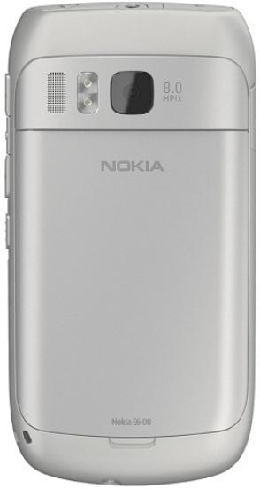 NokiaE6 Camera Nokia E6 Mobile Review
