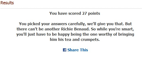 RichieBenaud Commentary What Sort Of A Commentator You Would Be?