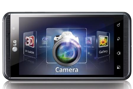 lg Optimus 3D Top 10 Gadgets: In No Particular Order