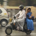 Monsoon couple on motorcycle 150x150 Travel Tips During Monsoon