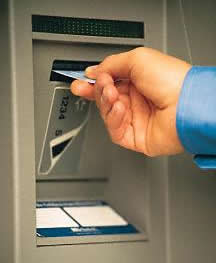 ATM Card Withdraw Cash from ATM without Card